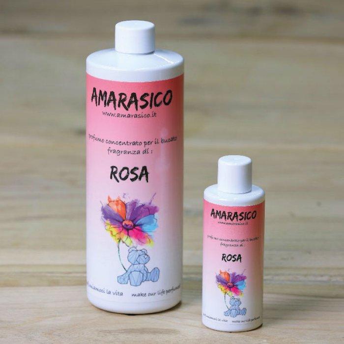 AMARASICO ROSE ESSENCE FOR LAUNDRY 100 ml