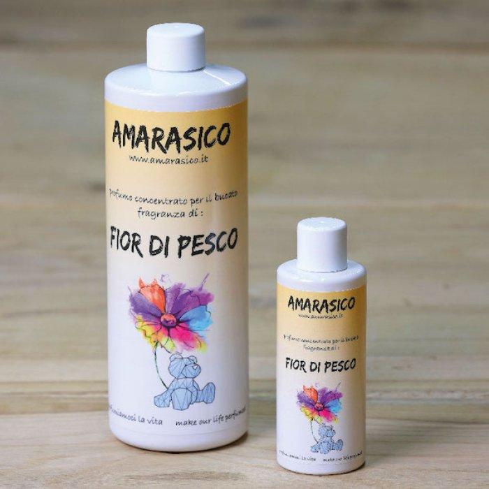 AMARASICO ESSENCE FOR LAUNDRY FLOWERS OF PEACH 100ml