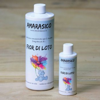 AMARASICO ESSENCE FOR LAUNDRY FIOR DI LOTO 100ml