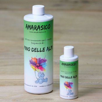 AMARASICO ESSENCE FOR LAUNDRY PINE OF THE ALPS 100ml