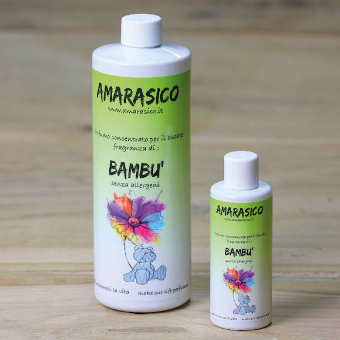 AMARASICO ESSENCE FOR LAUNDRY BAMBOO 500ml