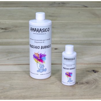AMARASICO ESSENCE FOR LAUNDRY WHITE MOSS 100ml