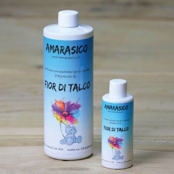 AMARASICO LAUNDRY ESSENCE FIOR DI TALC 100ml
