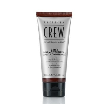 AMERICAN CREW 2 IN 1 SKIN MOISTURIZER & BEARD CONDITIONER 100 ml / 3.30 Fl.Oz