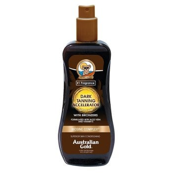 AUSTRALIAN GOLD DARK TANNING SPRAY ACCELERATOR 237 ml / 7.00 Fl.Oz