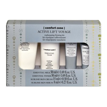 COMFORT ZONE ACTIVE LIFT VOYAGE REPLUMPING FIRMING KIT