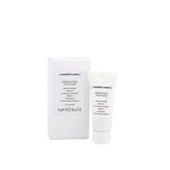COMFORT ZONE ESSENTIAL FACE WASH 8 ml / 5.07 Fl.Oz