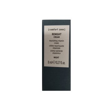 COMFORT ZONE RENIGHT CREAM 8 ml / 0.27 Fl.Oz