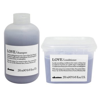 KIT DAVINES - ESSENTIAL ANTICRESPO/LISCIO