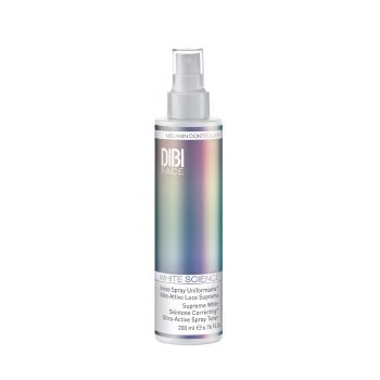 DIBI MILANO WHITE SCIENCE TONICO SPRAY UNIFORMANTE ULTRA-ATTIVO LUCE SUPREMA 200 ml./ 6.76 Fl.Oz