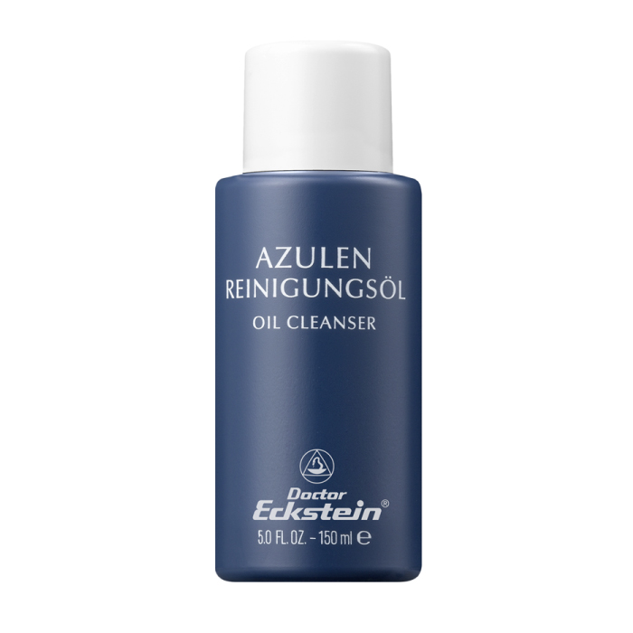 DOCTOR ECKSTEIN AZULEN REINIGUNGSOL OIL CLEANSER 150 ml / 5.00 Fl.Oz