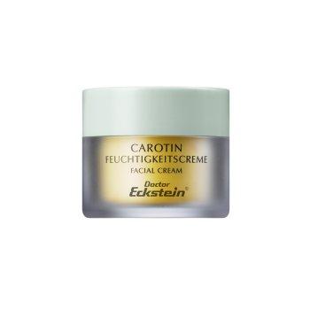 DOCTOR ECKSTEIN CAROTIN FEUCHTIGKEITS CREME FACIAL CREAM 50 ml / 1.66 Fl.Oz