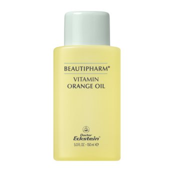DOCTOR ECKSTEIN BEAUTIPHARM VITAMIN ORANGE OIL 150 ml / 5.00 Fl.Oz