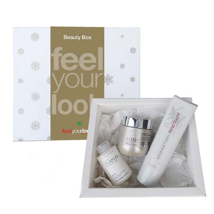 FEEL YOUR LOOK BEAUTY BOX - EXTRA REPAIR