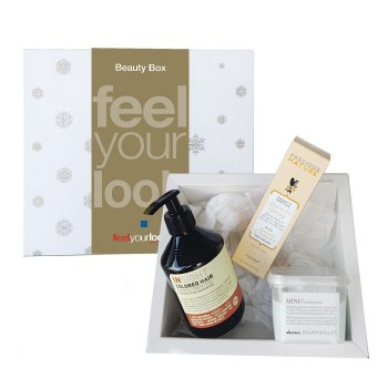 FEEL YOUR LOOK BEAUTY BOX - EXTRA COLORED