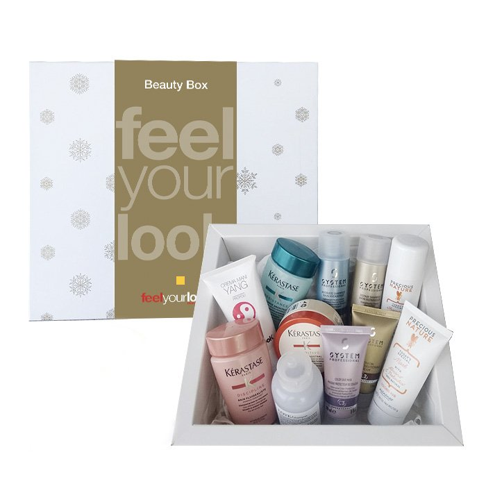 FEEL YOUR LOOK BEAUTY BOX - MINISIZE