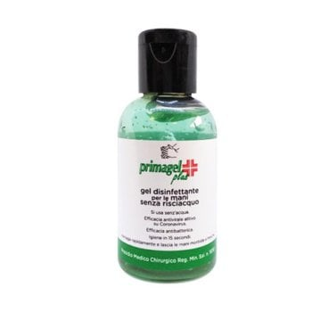 PRIMAGEL PLUS - GEL DISINFETTANTE MANI 50 ml / 1.70 Fl.Oz