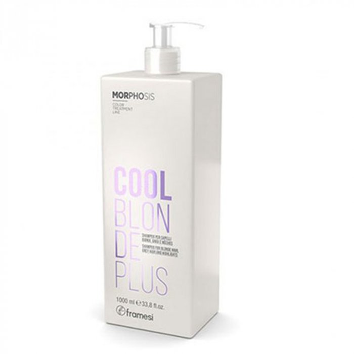 FRAMESI COOL BLONDE SHAMPOO 1000 ml / 33.80 Fl.Oz