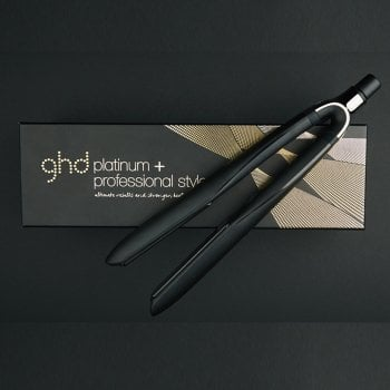 GHD PLATINUM + STYLER BLACK