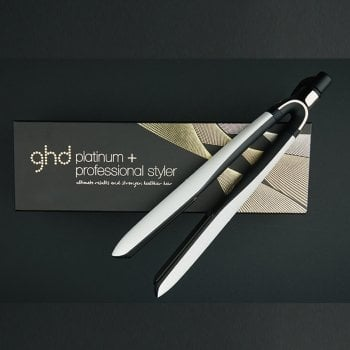 GHD PLATINUM + STYLER WHITE