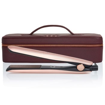 GHD GOLD PROFESSIONAL ICONIC GOLD STYLER ROSE GOLD GIFT SET