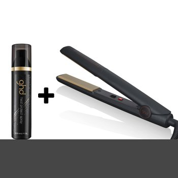 GHD ORIGINAL PROFESSIONAL STYLER - GHD HEAT PROTECT SPRAY 120 ml