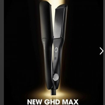 GHD MAX PROFESSIONAL WIDE PLATE STYLER