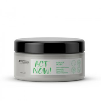 INDOLA ACT NOW REPAIR MASK 200 ml / 6.70 Fl.Oz