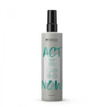 INDOLA ACT NOW SETTING SPRAY 200 ml / 6.70 Fl.Oz