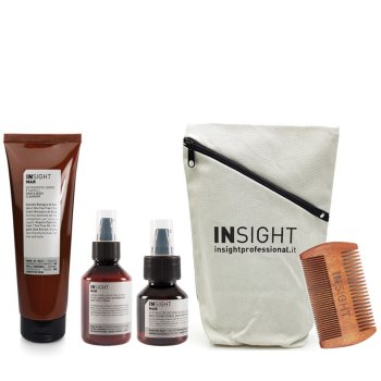 INSIGHT MAN HAIR AND BODY KIT
