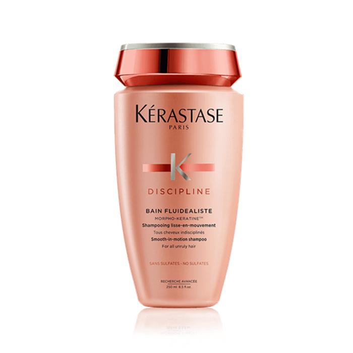 KERASTASE BAIN FLUIDEALISTE SANS SULFATES 250 ml / 8.45 Fl.Oz