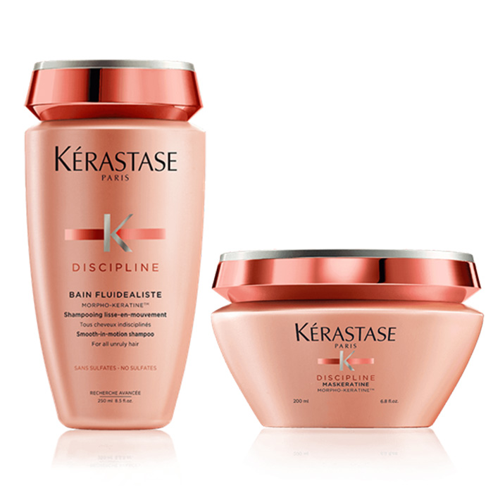 KERASTASE KIT KERASTASE - CAPELLI CRESPI COLORATI
