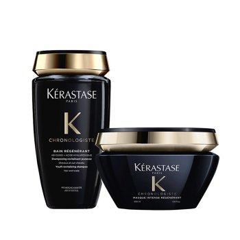 KERASTASE - CHRONOLOGISTE KIT BAIN - MASQUE REGENERANT