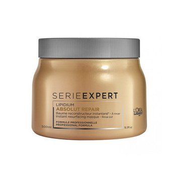 L'OREAL SERIE EXPERT ABSOLUT REPAIR LIPIDIUM MASK 500 ml / 16.9 Fl.Oz