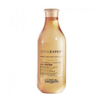 L'OREAL SERIE EXPERT NUTRIFIER SHAMPOO 300 ml / 10.1 Fl.Oz