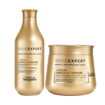 L'OREAL SERIE EXPERT ABSOLUT REPAIR LIPIDIUM KIT