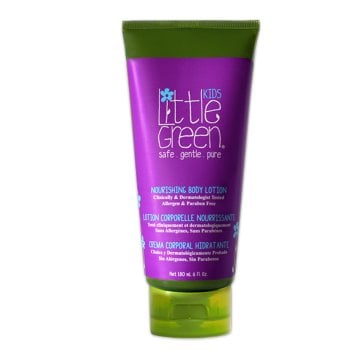 LITTLE GREEN KIDS NOURISHING BODY LOTION 180 ml / 6.00 Fl.Oz