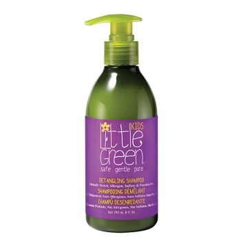LITTLE GREEN KIDS DETANGLING SHAMPOO 240 ml / 8.00 Fl.Oz