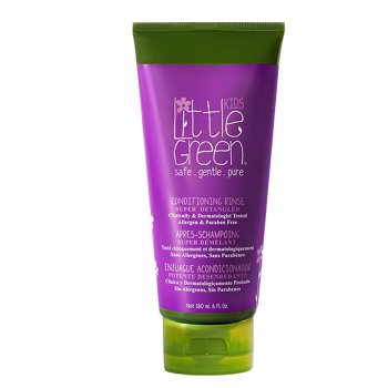 LITTLE GREEN KIDS CONDITIONING RINSE 180 ml / 6.00 Fl.Oz