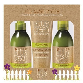 LITTLE GREEN KIDS LICE GUARD SYSTEM - TRATTAMENTO ANTI PIDOCCHI