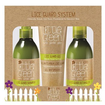 LITTLE GREEN KIDS LICE GUARD SYSTEM