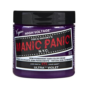 MANIC PANIC CLASSIC HIGH VOLTAGE ULTRA VIOLET 118 ml / 4.00 Fl.Oz