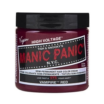MANIC PANIC CLASSIC HIGH VOLTAGE VAMPIRE RED 118 ml / 4.00 Fl.Oz