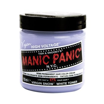 MANIC PANIC CLASSIC HIGH VOLTAGE VIRGIN SNOW 118 ml / 4.00 Fl.Oz