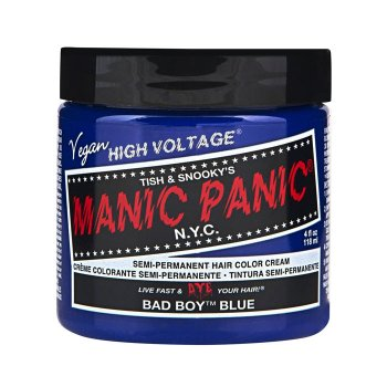 MANIC PANIC CLASSIC HIGH VOLTAGE BAD BOY BLUE 118 ml / 4.00 Fl.Oz