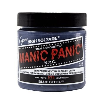 MANIC PANIC CLASSIC HIGH VOLTAGE BLUE STEEL 118 ml / 4.00 Fl.Oz