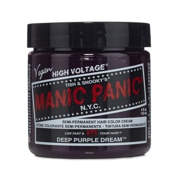 MANIC PANIC CLASSIC HIGH VOLTAGE DEEP PURPLE DREAM 118 ml / 4.00 Fl.Oz