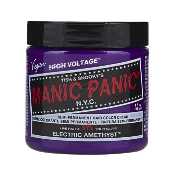 MANIC PANIC CLASSIC HIGH VOLTAGE ELECTRIC AMETHYST 118 ml / 4.00 Fl.Oz