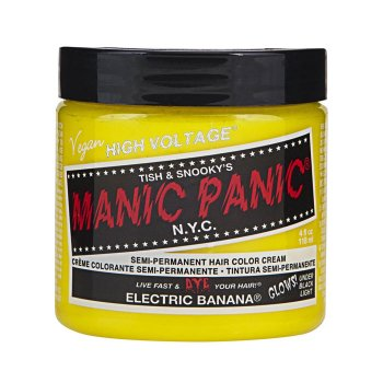 MANIC PANIC CLASSIC HIGH VOLTAGE ELECTRIC BANANA 118 ml / 4.00 Fl.Oz