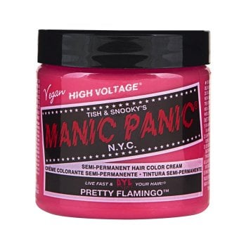 MANIC PANIC CLASSIC HIGH VOLTAGE PRETTY FLAMINGO 118 ml / 4.00 Fl.Oz
